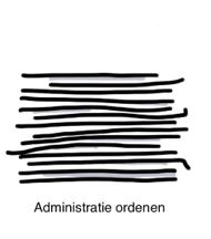 Administratie ordenen
